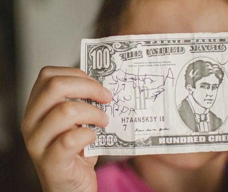 Jak nauczyć dzieci szacunku do pieniądza?